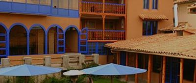 Stay at Casa Andina San Blas on Trek Travel's Peru Mountain Bike trip