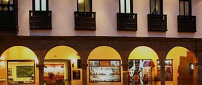 Stay at Casa Andina Cusco Plaza on Trek Travel's Peru Mountain Bike trip