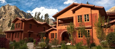 Stay at Hotel Pakaritampu on Trek Travel's Peru Mountain Bike trip