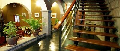 Stay at the Mamasara Hotel on Trek Travel's Peru Mountain Bike tour
