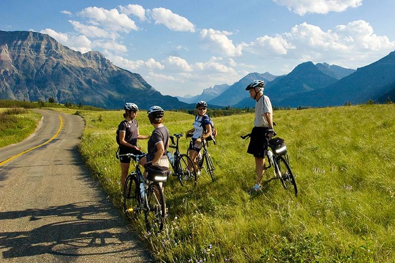 Trek Travel Glacier, Montana Bike Tour